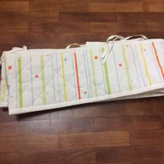 IKEA Bumpers for baby cot