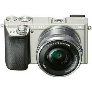 Kredit Sony Alpha A6000L 16-50mm - Cicilan tanpa CC
