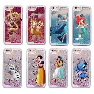 Glitter Disney Casings
