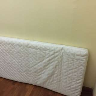 Mattress for IKEA baby cot