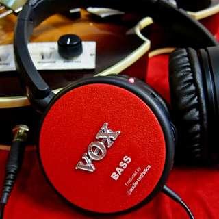 VoxamPhone Active Guitar Headphones For Bass