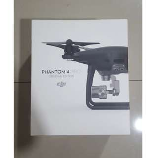 OBSIDIAN EDITION Phantom 4 Pro in Original Box