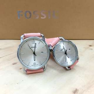 FOSSIL COUPLE