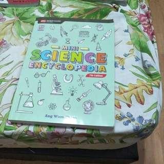 Book  Mini science enclopydea 7th edition