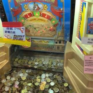 冒險樂園代幣 $40有40個 元朗千色交收