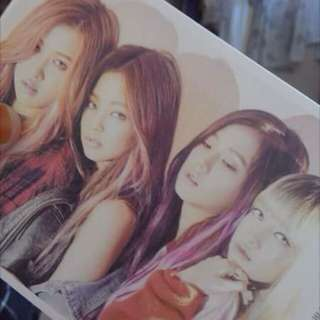 Post Card 'blackpink In Your Area'