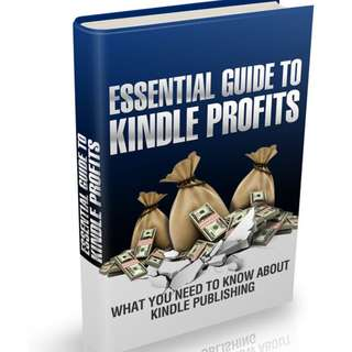 Essential Guide To Kindle Publishing