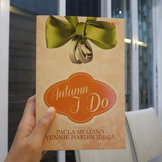 Autumn I Do novel