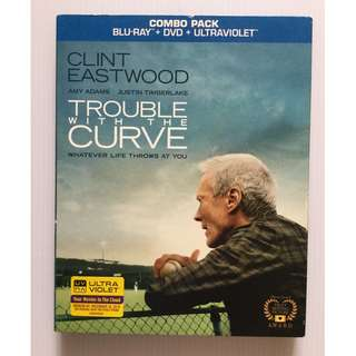 Trouble with the Curve Blu Ray + DVD