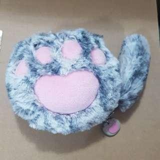 貓爪形散紙包