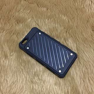 Black Shockproof Iphone 6/6s Case