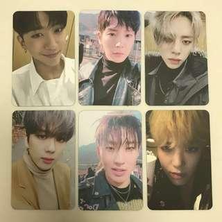 B.A.P 8th Single Album <EGO> Photocards (Full Set)