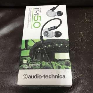 Audio-technica ATH-IM050 耳機