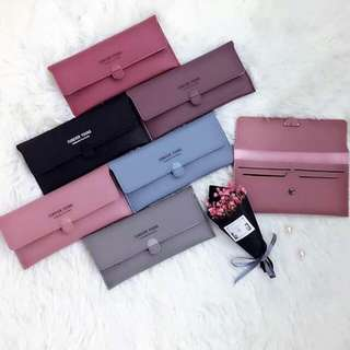 WALLETS - KOREAN MADE