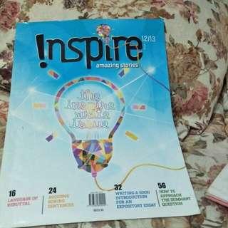 Inspire amazing story