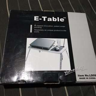E Table For Laptop