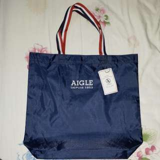 Aigle Packable Tote Bag
