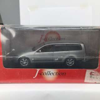 1:43 Scale J-collection NISSAN STAGEA