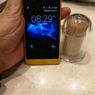 Sony xperia go  st27i ( read & see my carousell information other mobile)