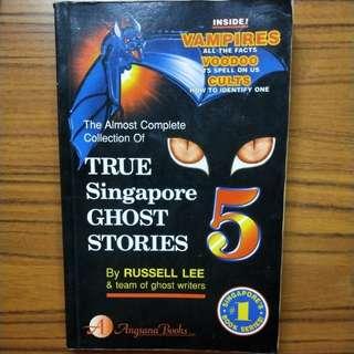 True Singapore Ghost Stories