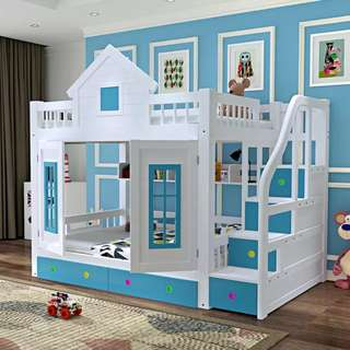 Brand new double bunk bed for kids