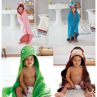 Cute animal towel