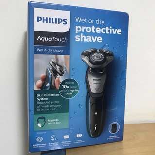 Philips AquaTouch Wet & Dry Shaver S5420/04