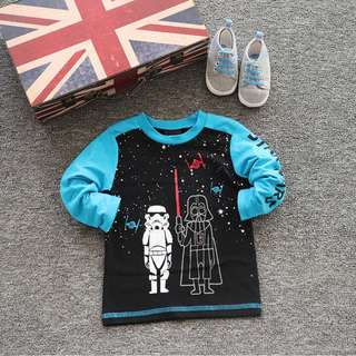 <NEW> Baby / Kids Star Wars T-Shirt / Tee <In-stock>