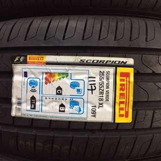 255/55R18 Pirelli euro tyres  ,Suitable to BMW X5、Mercedes R350