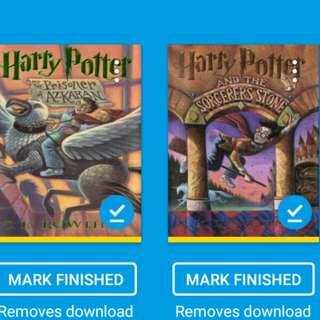 Harry Potter Series E-book