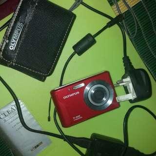 Kamera Olympus T-110