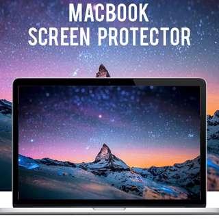 Macbook Glossy Matte Screen Protector