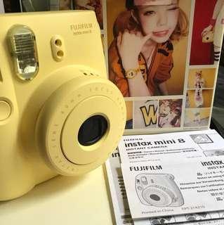 [Brand New] Fujifilm Instax Mini 8