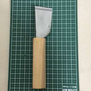Leather Craft Knife 39mm Hand Tools Japan