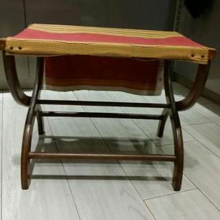 Antique Luggage rack