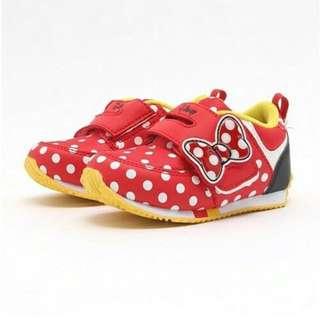 Sepatu Anak Minnie Mouse Size 14/21-23cm