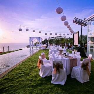 Villa Wedding Uluwatu Bali