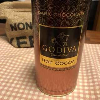 正品 GODIVA巧克力粉