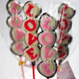 Cokelat Valentine 1