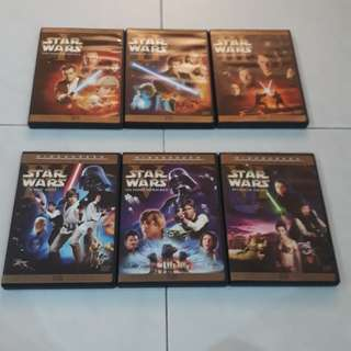 Star Wars Widescreen Limited Edition DVD Set