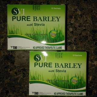 Pure Barley with Stevia 60capsules
