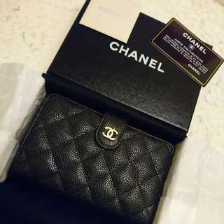 💞💖Chanel Wallet Real & 95% new