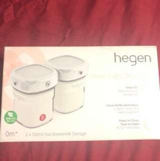 Hegen breastmilk storage (new)