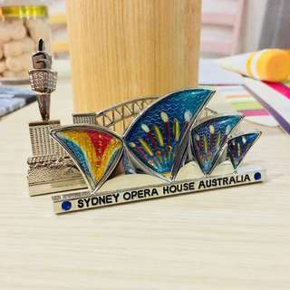 Sydney Opera House Name Card Holder