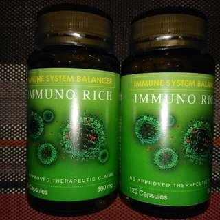 RichHerb Immuno Rich 120 capsules