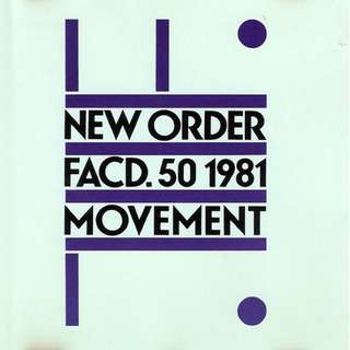 NEW ORDER – MOVEMENT (1994, LONDON, GERMANY)