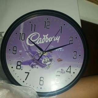 Cadbury Wall clock