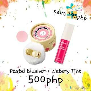 Blusher & Tint