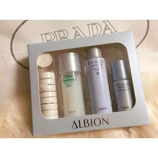 Albion艾倫比亞 健康化妝水旅行體驗組