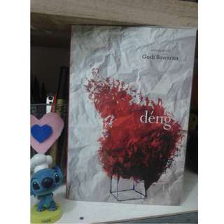 Novel terjemahan Godi Suwarna: Deng (ori) masih bagus sekali baca, disampul, ada ttd.